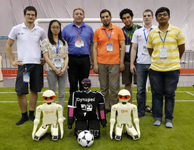 Team NimbRo TeenSize at RoboCup 2015